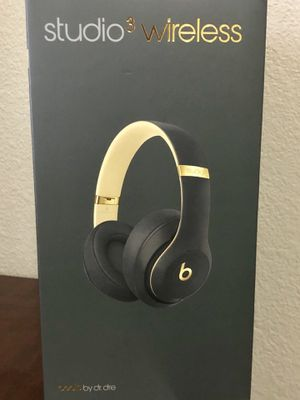 Beats Studio 3 wireless headphones - Skykine Collection for Sale in Fremont, CA