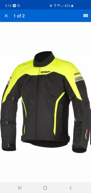 Alpine Stars Leonis Motorcycle Jacket for Sale in Pompano Beach, FL