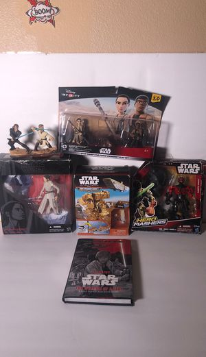 Lot Of Star Wars Toys & Figures!! for Sale in Las Vegas, NV