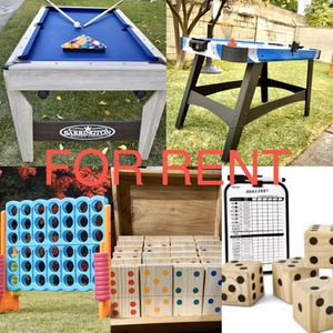 JUMBO GAMES / PARTY GAMES for Sale in Anaheim, CA