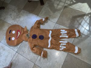 Gingerbread man from shrek for Sale in Mission Viejo, CA