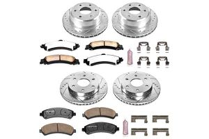 Power Stop Truck & Tow Brake Kit 4-Wheel Brake Kit for Sale in Montpelier, MD