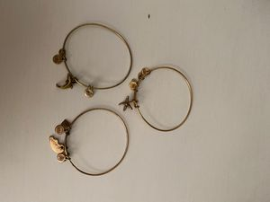 Alexa and Ani bracelet set of 3 for Sale in Fresno, CA