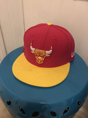 Chicago bulls hat for Sale in Grass Valley, CA