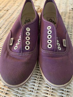 Purple VANS for Sale in Columbus, OH