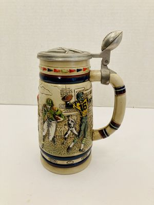 Vintage 1983 Avon Great American Football From 1900-1980 Ceramic Beer Stein for Sale in Spring Hill, FL