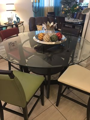 Juego comedor 4 sillas for Sale in FL, US