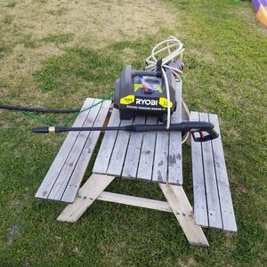 Ryobi 1600psi electric Pressure Washer for Sale in Upland, CA
