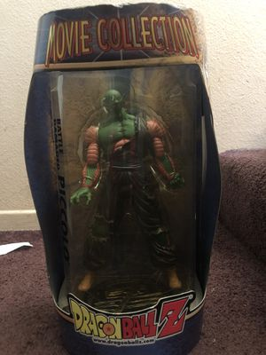 Movie Collection Dragon Ball Z BATTLE DAMAGE PICCOLO action figure!!! for Sale in Los Angeles, CA