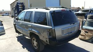 1999 to 2004 jeep grand Cherokee parts for Sale in Chandler, AZ