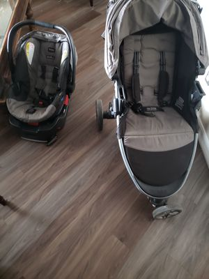 Britax Carseat stroller set for Sale in Riverside, CA