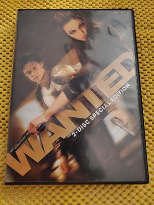 Wanted Movie DVD 2-Disc Special Edition, New for Sale in San Diego, CA