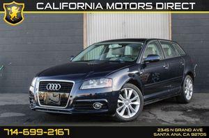 2013 Audi A3 for Sale in Santa Ana, CA