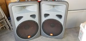 Jbl Eons for Sale in Phoenix, AZ