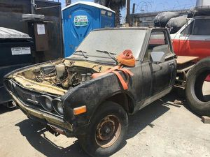 76 Datsun 620 for Sale in Los Angeles, CA