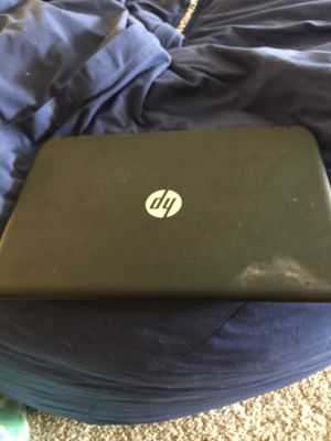 Hp touchscreen laptop for Sale in Willoughby, OH