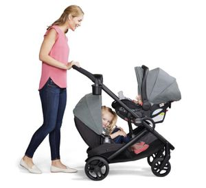 Graco Modes2Grow Travel Systemic 4 in 1 stroller! Brand new! never been used! for Sale in Vancouver, WA