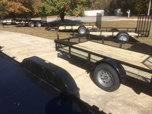 Brand New 6x12 Utility Trailers for Sale in Temple, GA