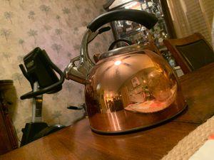 Copper tea pot for Sale in Las Vegas, NV