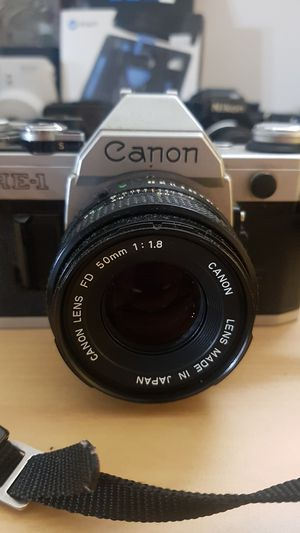 Canon AE1 for Sale in Los Angeles, CA
