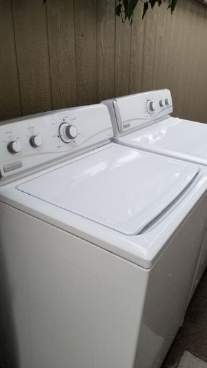Maytag washer and Dryer used in good condition. for Sale in Oakland, CA
