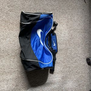 Nike Duffle Bag / Blue / - $7.00 for Sale in Stuart, FL