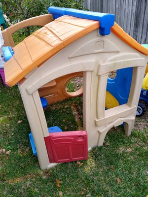Playhouse with slide for Sale in Virginia Beach, VA