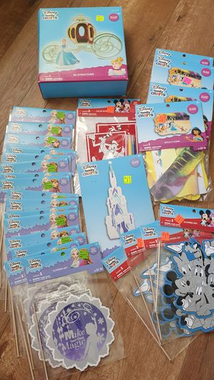 Disney Arts and Crafts Kits Lot for Sale in Sunnyvale, CA