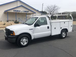 2006 Ford F-350 utility Bed for Sale in Corona, CA