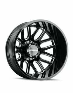 """Mayhem Cogent 22"""" Dually Wheels Chevy Dodge Ram GMC 3500 Ford F350 F450 Tires Available FINANCING Available. for Sale in Bellflower,  CA"""