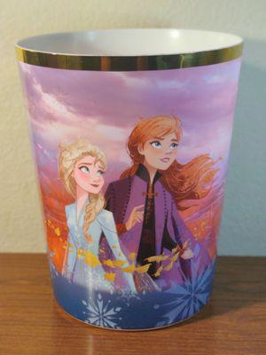 Disney Frozen II trash can elsa anna NEW for Sale in Phoenix, AZ