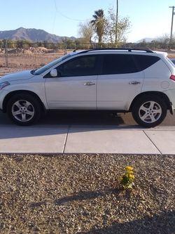 2003 Nissan Murano White for Sale in Phoenix,  AZ