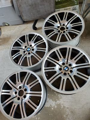 Bmw m3 rims for Sale in Oregon City, OR