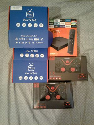 Android TV boxes and streaming devices for Sale in Glen Burnie, MD