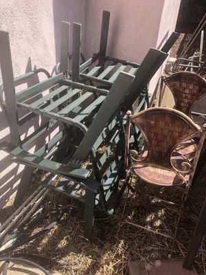 Patio furniture for Sale in Fremont, CA