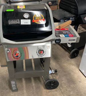 Weber grill 44010001 spirit to AO for Sale in Houston, TX