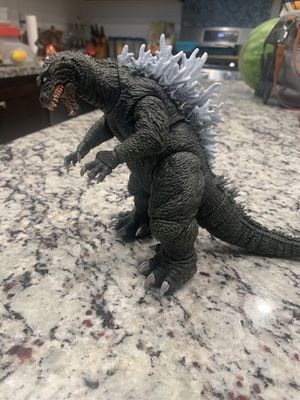 NECA Godzilla 2001 GMK Action First Release Loose, 100% Authentic for Sale in Corona, CA