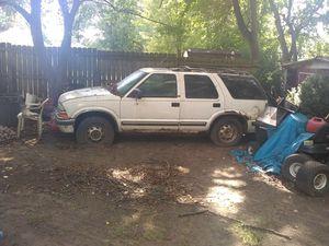 99 Chevy blazer for Sale in Detroit, MI