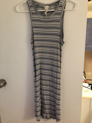 BluPepper blue and white striped dress for Sale in Bethesda, MD