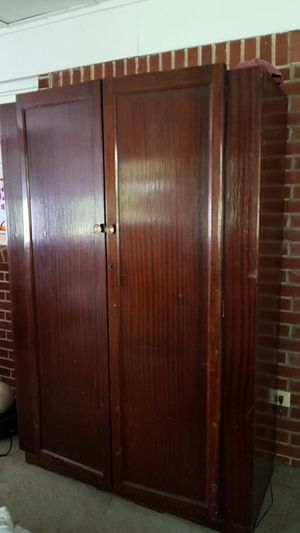 Antique chifforobe/armoire for Sale in Morrow, GA