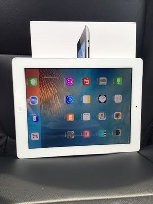 iPad 3rd Generation excellent condition factory unlocked for Sale in Springfield, VA