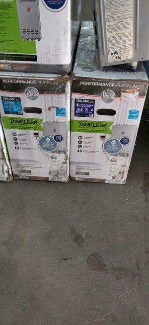 Liquid Propane High Efficiency Indoor Tankless Water Heater for Sale in Phoenix, AZ