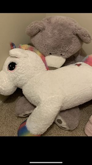 Pony and Teddy Bear for Sale in Sterling Heights, MI