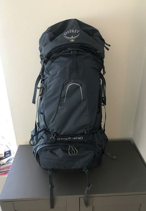 Osprey Atmos AG 50 for Sale in San Diego, CA