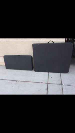 dos mesas de plastico por 40 for Sale in Chula Vista, CA