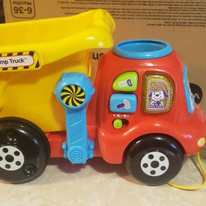 Vtech Dump Truck for Sale in Turlock, CA