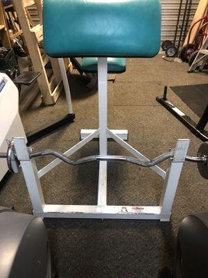 ProMaxima arm curl bench, for Sale in Denver, CO