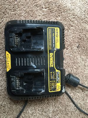 Dewalt charger for Sale in Baltimore, MD