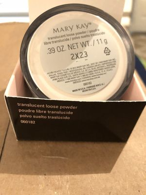Mary Kay Translucent Loose Powder for Sale in Newton, MS