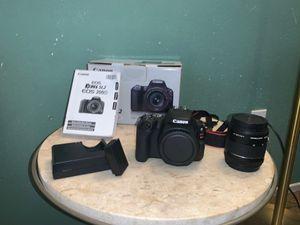 Canon Eos Rebel SL2 for Sale in Orange, CA